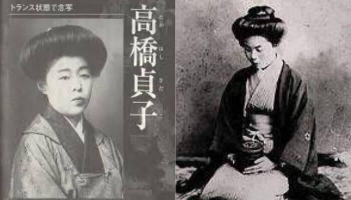 『リング』のモデルになった貞子と千鶴子