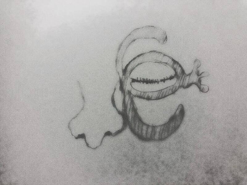 肖像頭蓋骨