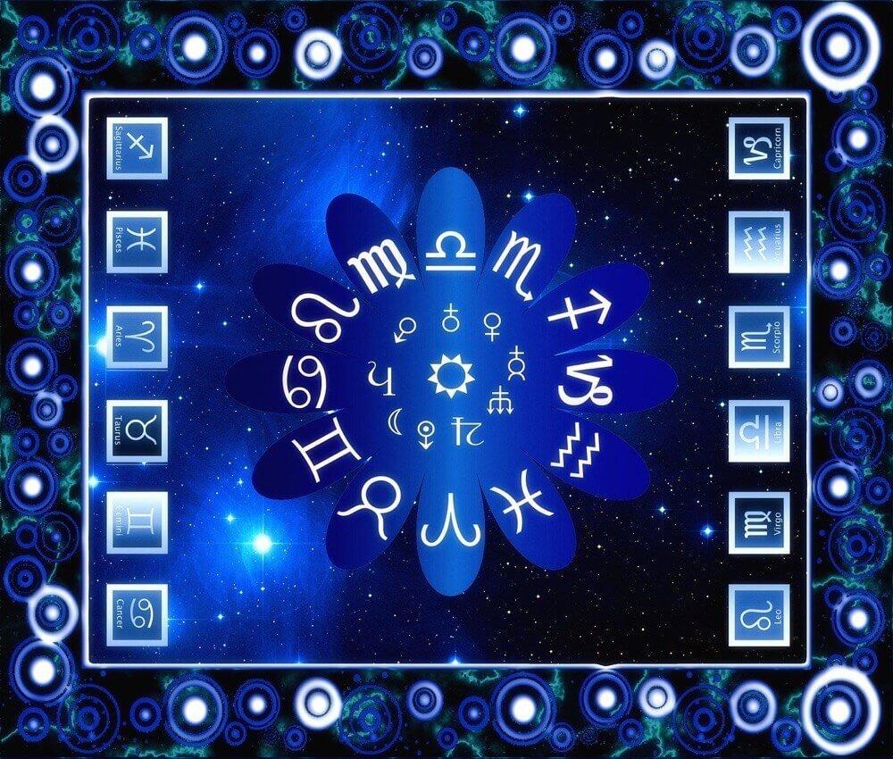 神秘的な星座占い