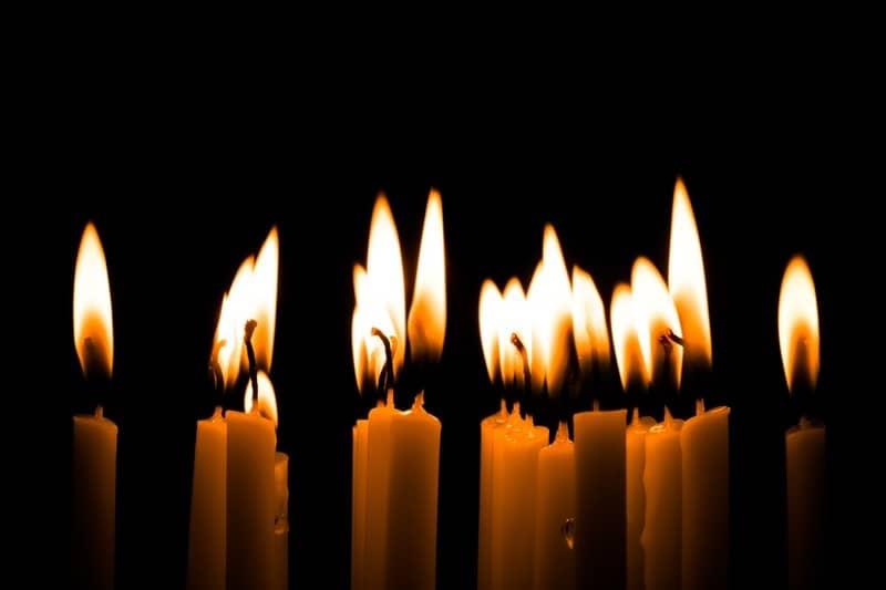 怪談と蝋燭