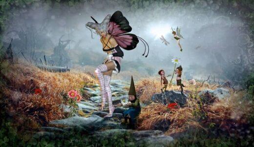 【目撃情報多数】日本にいる妖精・精霊4種を紹介します。